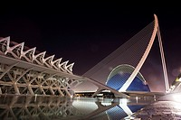 City of Arts and Sciences, VALENCIA, SPAIN.