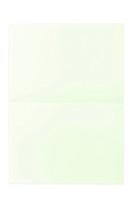 Green Paper Folded
