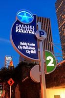 Houston Theater District - Houston, TX.