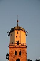 The Church of Saint Martin in Memmingen, Bavaria, Germany
