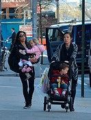 Bethenny Frankel picks daughter Bryn up from school in Manhattan Featuring: Bethenny Frankel,Bryn Hoppy Where: New York City, New York, United States ...