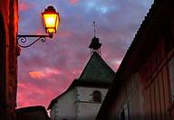 Sunrise at Maurs, Cantal, Auvergne, France