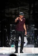Enrique Iglesias and Pitbull Fall Tour at Mandalay Bay Event Center Las Vegas Featuring: Enrique Iglesias Where: Las Vegas, Nevada, United States When...