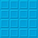 Graphical abstract seamless pattern of blue squares