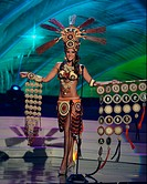 63rd Annual Miss Universe Pageant - Preliminary Show: National Costume Competition at Florida International University Featuring: Miss Ecuador Alejand...