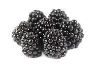 Blackberries heap