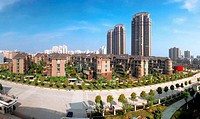 China's residential areas