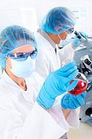 Science team