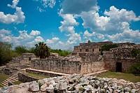Mexican ruins