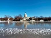 Frozen Capitol