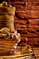 peanuts composition