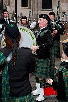 St Patrick's Day Parade celebrations in London Featuring: Atmosphere Where: London, United Kingdom When: 15 Mar 2015 Credit: Phil Lewis/WENN.com