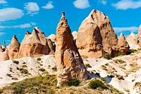 Camel rock, Cappadocia, Turkey