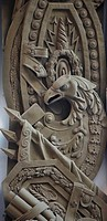 eagle military bas Relief
