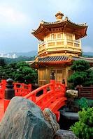 Nan Lian Garden, Hong Kong.