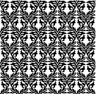 Seamless traditional vector pattern