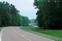 Natchez Trace, Louisiana