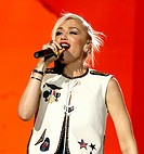 2015 Rock in Rio USA at MGM Festival Grounds Las Vegas Featuring: Gwen Stefani, No Doubt Where: Las Vegas, Nevada, United States When: 08 May 2015 Cre...