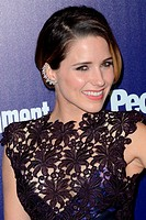 Entertainment Weekly And PEOPLE Celebrate The New York Upfronts - Arrivals Featuring: Sophia Bush Where: Manhattan, New York, United States When: 12 M...