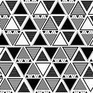 Mixed Triangle pattern