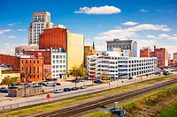 Durham Cityscape