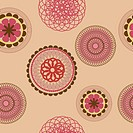 flower pattern background seamless