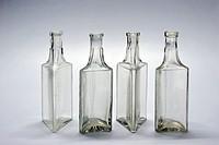Antique, bottles, india, asia