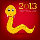 New Year Snake