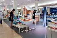 Paris, France, Luxury Fashion Brands Shopping in French Department Stoe, Au Bon Marché.