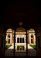 Iran, Isfahan Province, Kashan, abbasian historical house.