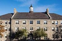 Lawrence Hall, Colgate University, Hamilton, New York, USA.