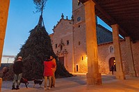 -Saint Anthony in Castellfort- Valencian community (Spain).