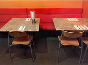 Restaurant tables and chairs_Denver CO.
