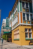 Hotel Evernia in West Palm Beach.