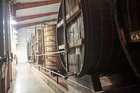 Guatemala, Quetzaltenango, Ron Zacapa, ageing barrels