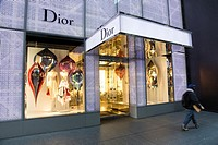 The french fashion design house has been a stalwart staple of tourist and locals in New York City at 17 E 57th.