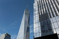 buidling, building, cities, Conde Nast, corbis cities, downtown, downtown new york, finance, freedome tower, media, New York, New York City, NYC, skys...