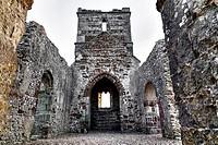 Knowlton Church, Woodlands, Dorset, England, UK.