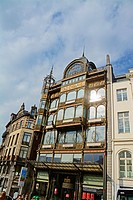 Paul Saintenoy´s Old England Building. A former department store, this Art Nouveau building is home to the Musical Instruments Museum, which is part o...