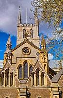 Southwark Cathedral, London, England, UK