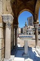 Izmir Clock Tower (Izmir Saat Kulesi) by Levantine French architect Raymond Charles Péré. Izmir. Turkey