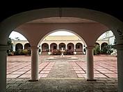 Hacienda San Juan in Chorrillos, Lima, Peru.