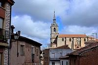 Collegiate church of San Pedro de Lerma, Burgos, España
