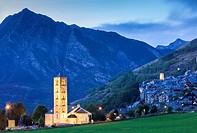 Taüll. Boí valley. Lleida province. Catalonia. Spain.