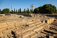 Carteia Archeological Site 7th century BC. includes remains from the Phoenician, Carthaginian, Roman, Visigothic, Byzantine, Moorish and Christian era...