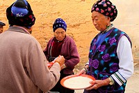 Bei People´s Village in Dali, Yunnan Province, China