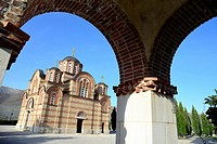 Gracanica monastery in Trebinje, Bosnia and Herzegovina.