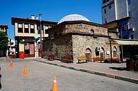 Koca Ahmet Mosque (The Wife of Ahmet). Early Ottoman style. Bursa. Turkey