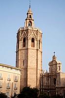 Cathedral Church, Valencia, Spain.