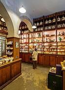 Portugal, Lisbon, Chiado, Rua Anchieta 11, Interior view of A Vida Portuguesa Shop.